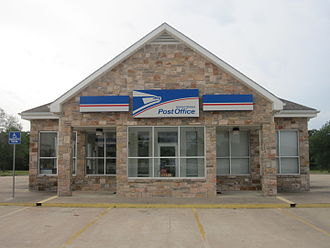 Midway, Texas - Post office