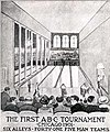 Poster of the first bowling competition, 1901.jpg