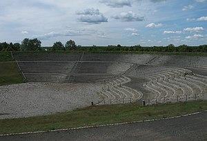 Pouch, Germany - Image: Pouch amphitheatre