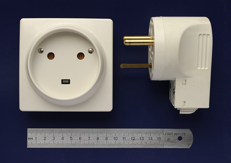 Power connector Legrand 32A