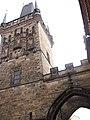 Praha, Malostranská mostecká věž- panoramio (3).jpg