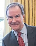 President Donald Trump with Bill Schuette (cropped 2).jpg