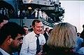President George HW Bush on the USS Enterprise.jpg