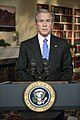 President George W. Bush Address to the Nation on Iraq.jpg