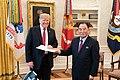 President Trump Meets with Kim Yong Chol (32926349398).jpg