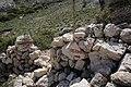 Primorje-Gorski Kotar County, Wegweiser auf der Insel Krk, Kroatien.jpg