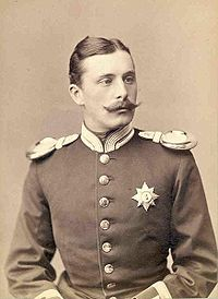 Prince Henry of Battenberg, who was married to Beatrice from 1885 until his death in 1896