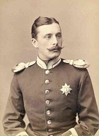 Prince Henry of Battenberg - Image: Prince Henry of Battenberg