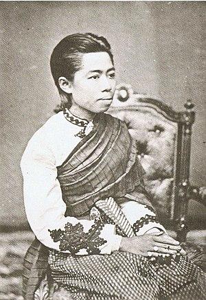 Kanokvanna Lekha - Image: Princess Kanokvanna Lekha