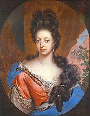Princess Sophia Hedwig of Denmark - Image: Prinsesse Sophie Hedvig