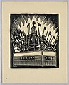 "Print, 28 Rijen 1918, Plate VI, ""Sest Dob Nashi Historie"" Portfolio, 1921 (CH 18684945-2).jpg"
