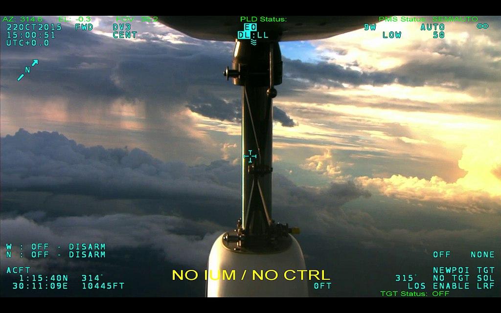 Prise de vue du ciel Congolais par l'aéronef sans pilote de la MONUSCO. (23313485824).jpg