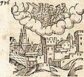 Prodigiorvm ac ostentorvm chronicon - quae praeter naturae ordinem, motum, et operationem, et in svperioribus and his inferioribus mundi regionibus, ab exordio mundi usque ad haec nostra tempora, (14761110056).jpg