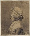 Profile of a Lady in a Bonnet MET 59.23.72.jpg