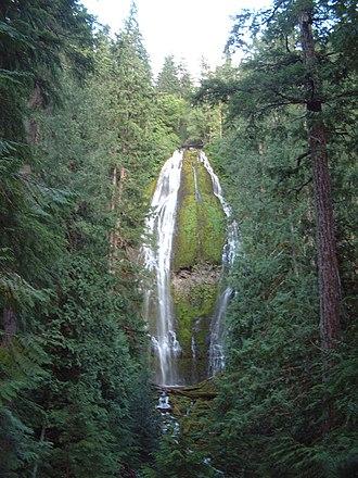 Proxy Falls - Image: Proxy Falls