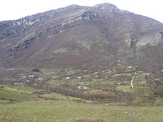 Pruno (Cilento) - View of Pruno di Laurino