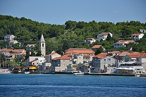 Prvić Island (Port of Prvić Luka)