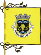 Flagge von Penalva do Castelo