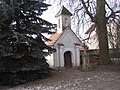Ptice PZ CZ chapel and cross 010.jpg
