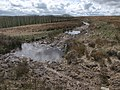 Puddles on the Macmillan Way - geograph.org.uk - 760599.jpg