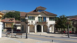 Town Hall at Rioseco
