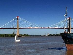 Zárate, Buenos Aires - Image: Puente Zarate 002