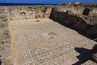 Sardinia and Corsica - Mosaics from Nora