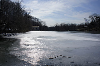 Lake Roland (park) United States historic place