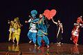 Punjabi Dance - Opening Ceremony - Wiki Conference India - CGC - Mohali 2016-08-05 6392.JPG
