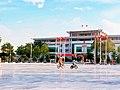Quảng trường trung tâm Thành phố Dĩ An.jpg