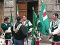 Quarter Goose palio parade, Siena, 2007.jpg