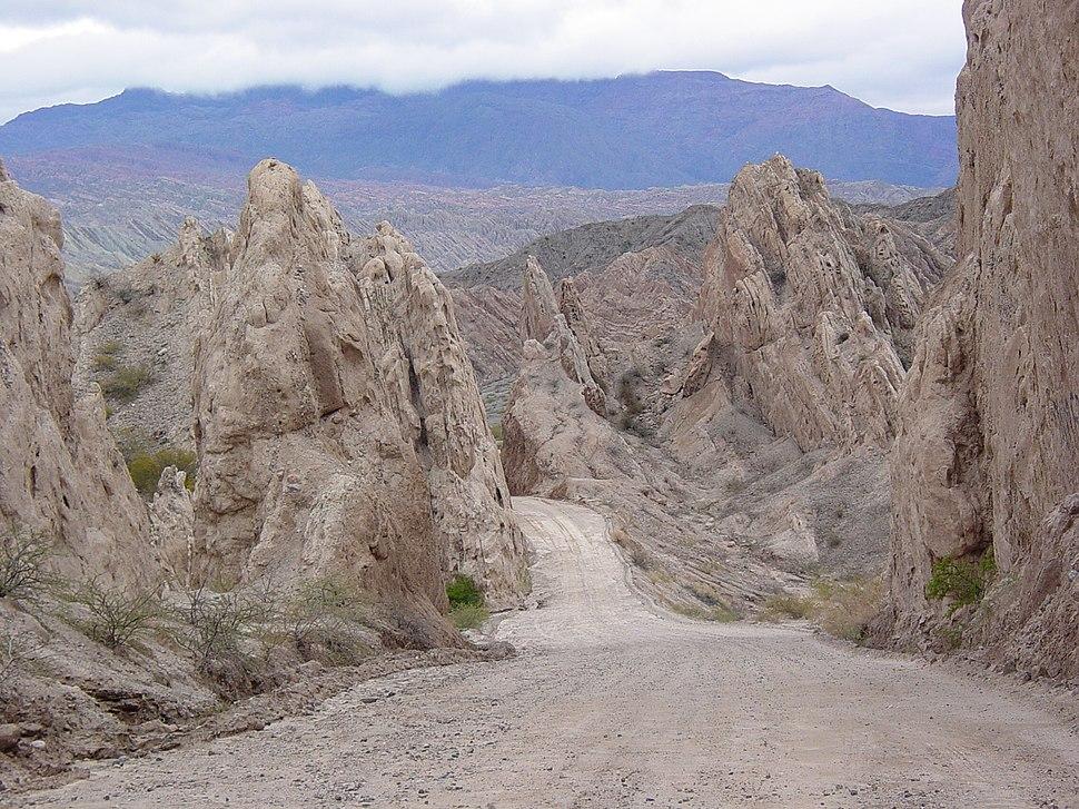 Quebrada de las Flechas - Argentina