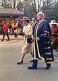 Queen Elizabeth II, Royal tour of Canada 1983-Mar-09, UBC, Vancouver BC.jpg