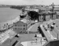 Queensland State Archives 162 Town Reach Brisbane River and Customs House Queen Street Brisbane c 1932.png