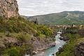 Río Moraca, norte de Podgorica, Montenegro, 2014-04-14, DD 05.JPG