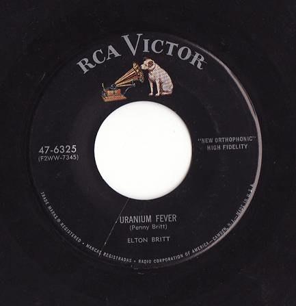 RCA Victor 47-6325 - UraniumFever