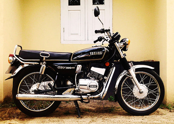 Yamaha Rx 100 Wikiwand