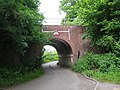 Railway Bridge on Green Lane - geograph.org.uk - 17804.jpg