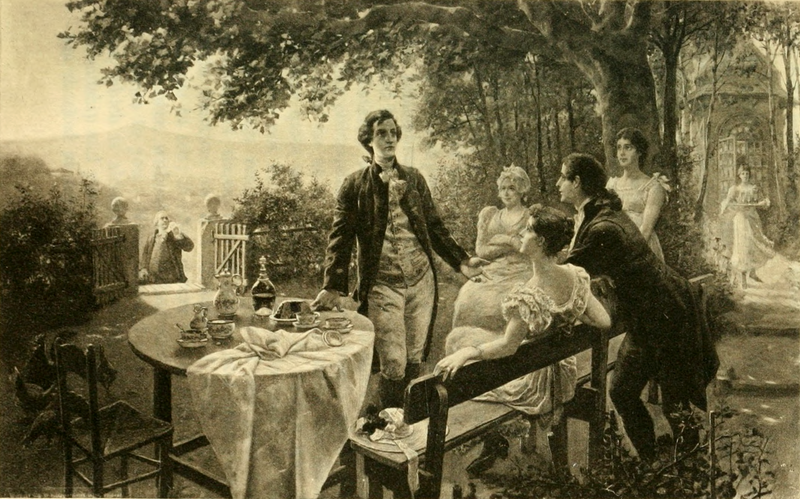 File:Rath Moritz gave a great party (The Works of J. W. von Goethe, Volume 13).png
