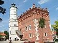 Ratusz w Sandomierzu 02.JPG