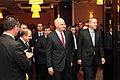 Recep Tayyip Erdoğan and George Papandreou, Erzurum January 2011 15.jpg