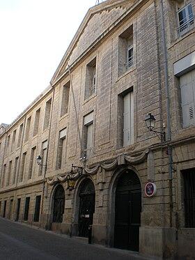 Academie De Montpellier Education Wikipedia