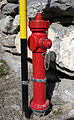 Red hydrant in Italy.jpg