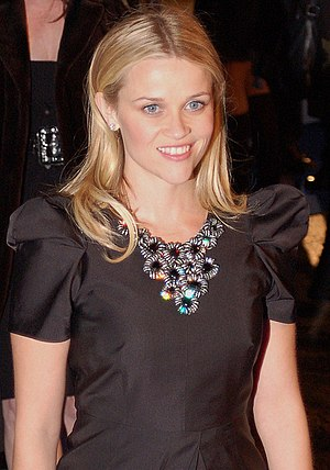 Monsters vs. Aliens - Reese Witherspoon at the British premiere of the film