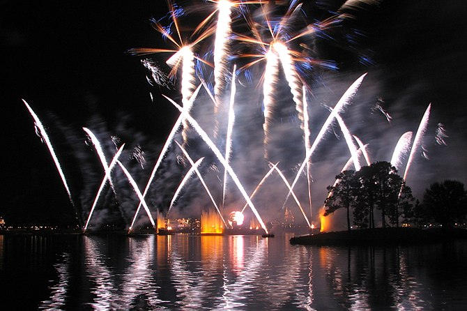 The IllumiNations: Reflections of Earth firewo...