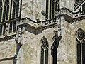 Regensburger Dom, Suedfassade, Wasserspeier 2 und 3.jpg