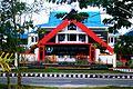 Regional People's Representative Council Office, Poso Regency (Front side).jpg