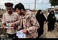 Relief to Flood-affected ranchers by the Barakat Foundation & Basij010.jpg