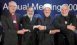 Religious Leaders, World Economic Forum 2009 Annual Meeting.jpg