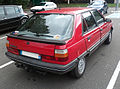 Renault 11 TXE red, rear.jpg